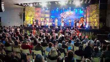 Confira as atrações do Galpão Crioulo deste domingo (21) - Assista ao vídeo.