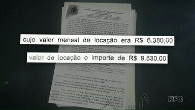 CPI aponta gasto excessivo da prefeitura de Paraíso do Norte com aluguel - A CPI da Câmara investigou o gasto com o aluguel de um prédio onde funciona o Conselho de Desenvolvimento.
