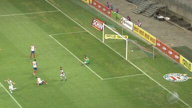Bahia perde para Botafogo da Paraíba em jogo de estreia na Copa do Nordeste - Time apresentou oficialmente o zagueiro Douglas Groli na tarde desta sexta (19).