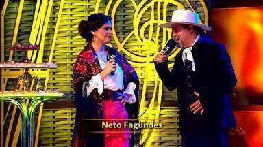 'Galpão' na Fenadoce termina ao som de César Oliveira & Rogério Melo (bloco 4) - Assista ao vídeo.