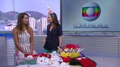 Veja dicas de fantasias criativas e baratas para o carnaval - Os convidados também comentaram a organização da cidade para a folia.