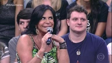 Gretchen fala sobre participação em clipe da Katy Perry - Cantora associa convite ao sucesso que faz com público brasileiro