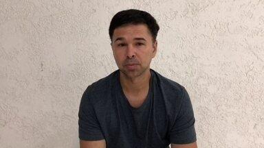 'Não sou nenhum assassino', diz motorista que atropelou 18 no Rio - O Fantástico tentou gravar uma entrevista com Antonio Anaquim, mas ele preferiu apenas enviar um depoimento em vídeo, falando sobre a tragédia.