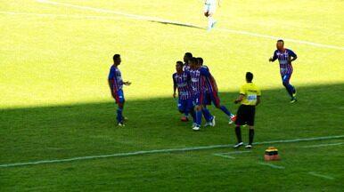 Os gols de Piauí 1 x 1 Altos pela primeira rodada do Campeonato Piauiense - Os gols de Piauí 1 x 1 Altos pela primeira rodada do Campeonato Piauiense