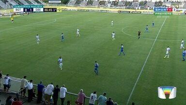 Bragantino perde para o São Bento no Nabi Abi Chedid - Foi a primeira derrota do massa bruta na competição.