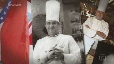 Mais Você homenageia o chef Paul Bocuse - Chef, que faleceu essa semana aos 91 anos, revolucionou a cozinha francesa