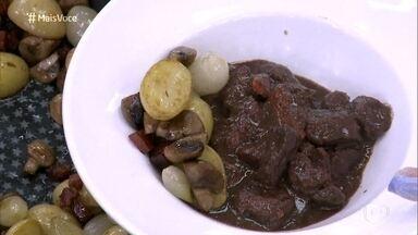 Boeuf Bourguignon - Aprenda a fazer a receita do chef Paul Bocuse