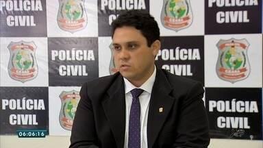 Polícia prende oitavo suspeito de matar adolescente em centro para menores infratores - Saiba mais em g1.com.br/ce