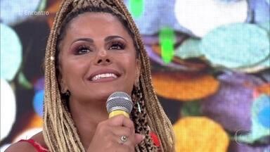 Viviane Araújo é rainha! - Atriz conta que curte carnaval de rua também