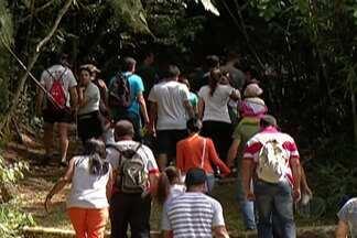 Parque Municipal de Mogi das Cruzes abre inscrições para passeio com trilha - São 120 vagas e só pode participar quem se vacinou contra a febre amarela.