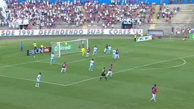 Veja os melhores momentos de Paraná 1 x 1 Londrina pela terceira rodada do Paranaense - Veja os melhores momentos de Paraná 1 x 1 Londrina pela terceira rodada do Paranaense