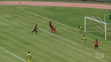 Moto Club assume a liderança do Campeonato Estadual de futebol - Rubro negro venceu o São José por quatro a um.