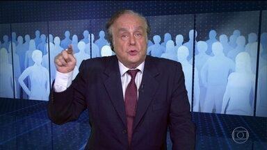 """Arnaldo Jabor comenta a violência no Rio de Janeiro - """"Rio é um problema nacional grave e ninguém sabe o que fazer."""""""
