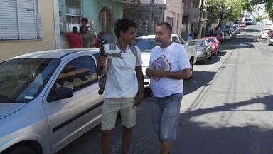O 'Vumbora' conhece a tradição da Mudança do Garcia - O 'Vumbora' conhece a tradição da Mudança do Garcia