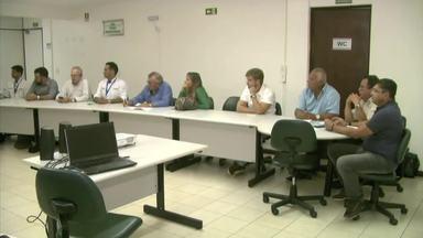 Comissão de grãos de Alagoas pretende dobrar a produção de milho e soja - Reunião discutiu parcerias para ampliar a produção agrícola do estado.