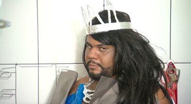 John Drops ensina a fazer looks para arrasar no carnaval - John Drops ensina a fazer looks para arrasar no carnaval