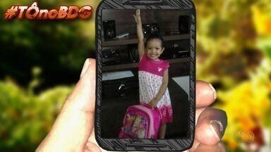 Telespectadores mandam fotos curtindo as férias para o quadro 'Tô no BDG' - Imagens são mostradas ao vivo no telejornal.