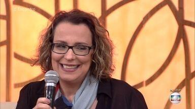 Ana Beatriz Nogueira conta como convive com a esclerose múltipla - Atriz revelou que tem a doença recentemente em entrevista