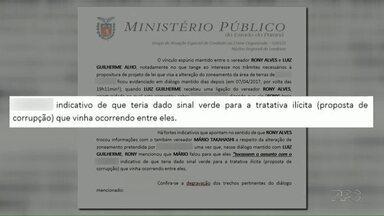 ParanáTV tem acesso aos áudios da investigação ZR3 - Segundo o Ministério Público, as conversas demonstram que os investigados agiam de acordo com interesses particulares na câmara de vereadores.