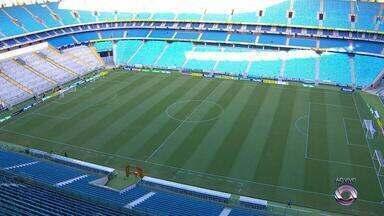Com força máxima, Grêmio encara Brasil de Pelotas na Arena - Partida é válida pela sexta rodada do Gauchão.
