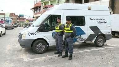 Policiamento será reforçado no Sul do ES durante o carnaval - Região costuma receber muitos turistas.