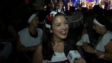 Carnaval de Fortaleza já começou com festa na noite de quinta - Confira mais notícias em G1.globo.com/ce