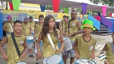 Blocos oficiais de Carnaval se apresentarão pela última vez em Corumbá - O bloco Sem Limite também promete agitar todos os foliões nesta sexta-feira (9).