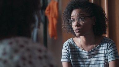 Nena comenta sobre o encontro com Lica e Samantha - Ellen defende as amigas e Nena promete que vai respeitar as escolhas de Lica
