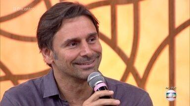 Murilo Rosa comemora 25 anos de carreira com musical - Ator, que está no elenco da nova novela das seis 'Orgulho e Paixão', prepara espetáculo sobre o entusiasmo