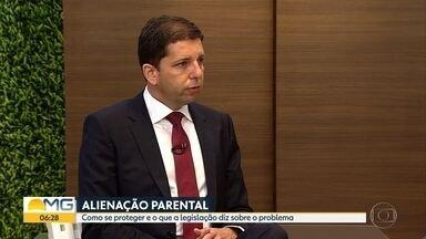 Saiba o que é alienação parental; veja entrevista - Entrevista no estúdio com o advogado especialista em direito de família Walcir Rodrigues.