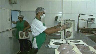 Ribeirão Preto deve abrir 200 vagas de emprego temporário por causa da Páscoa - Em todo o Brasil foram criadas 23 mil vagas de emprego.