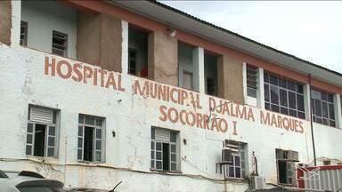 Tentativa de homicídio é registrada dentro de hospital em São Luís - Homem suspeito de praticar furtos na área do Mercado Central acabou esfaqueando o vigia do mercado durante uma briga no Hospital Socorrão 1.