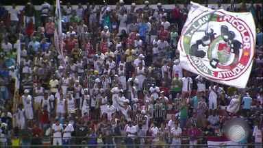 Fluminense de Feira não marca contra o Naútico e se despede da Copa do Brasil - O jogo aconteceu no estádio Joia da Princesa, em Feira de Santana.