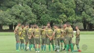 Jogo em casa, na Arena Pantanal, as 20:30, só a vitória por 2 gols é que interessa - Jogo em casa, na Arena Pantanal, as 20:30, só a vitória por 2 gols é que interessa.