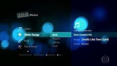 Silvio Songs: 'Smells Like Teen Spirit', do Nirvana - O 'homem do baú' gasta seu inglês em clássico dos anos 90