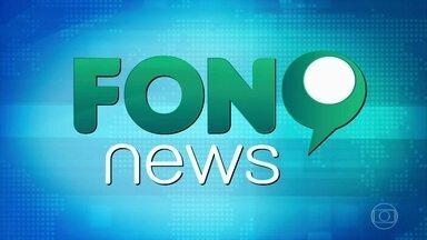 Fono News destaca política e esportes - Notícias de primeira, dicção nem tanto