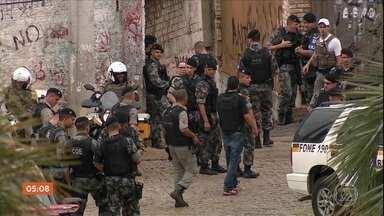 Operação prende 25 suspeitos de envolvimento com tráfico de drogas no RS - Presos são suspeitos de envolvimento com o tráfico de drogas.