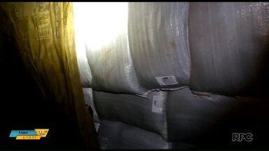 Denarc apreende quase seis toneladas de maconha no norte do Paraná - Essa é a maior apreensão já feita este ano.