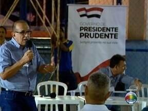 Audiência pública discute revisão do Plano Diretor em Presidente Prudente - Reunião será no CEU do Parque Alvorada.