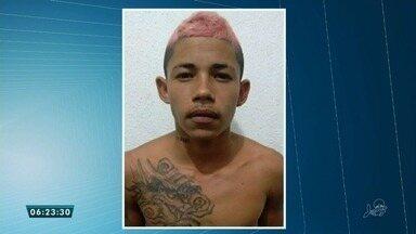 Homem suspeito de tráfico de drogas é preso no bairro Vila Velha - Saiba mais em g1.com.br/ce
