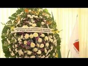 Corpo da ex-prefeita de Teófilo Otoni Maria José Haueisen é velado - Enterro também será em Teófilo Otoni.