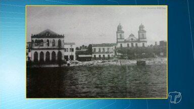 Acervo de fotografias do IHGTap tem registros que ajudam a contar a história de Santarém - Instituto Histórico e Geográfico do Tapajós (IHGTap) tem vários registros que ajudam a conta as fases que Santarém passou desde a fundação.