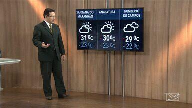Veja a previsão do tempo nesta quarta-feira (21) no MA - Confira como deve ficar o tempo e a temperatura em São Luís e no Maranhão.