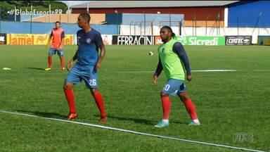 """Cianorte faz """"jogo do ano"""" em Santa Catarina - Leão do Vale vai a Criciúma encarar o Tigre pela segunda fase da Copa do Brasil. Equipe tem vários desfalques"""
