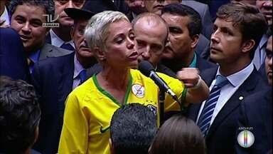 Cristiane Brasil não irá mais assumir o Ministério do Trabalho - Assista a seguir.