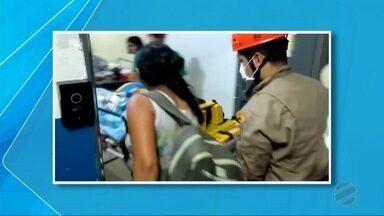 Criança cai de prédio em Dourados, MS - O Corpo de Bombeiros diz que uma das ações para evitar o acidente é proteger as janelas e sacadas.