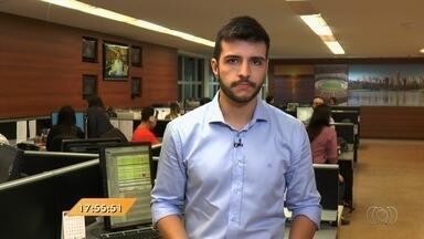 Anhanguera Notícias: Trabalhador cai de andaime em Aparecida de Goiânia - Corpo de Bombeiros socorreu homem, que caiu de mais de dez metros de altura.
