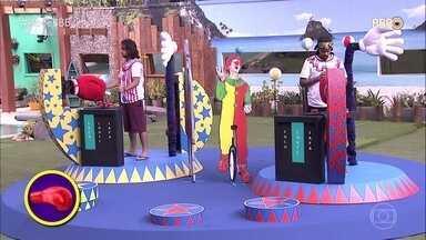 Big Brother Brasil 18 - Programa de sexta-feira, dia 23/02/2018, na íntegra - Tiago Leifert comanda os participantes da 18ª edição reality show da Globo.