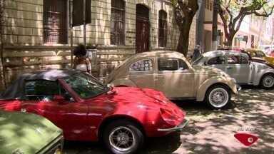 Vitória recebe 4º Encontro de Carros Antigos - Evento acontece na Cidade Alta.