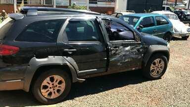 Motorista que atropelou e matou motociclista em Ibiporã é identificado - O agente de endemias decidiu se entregar à Polícia.